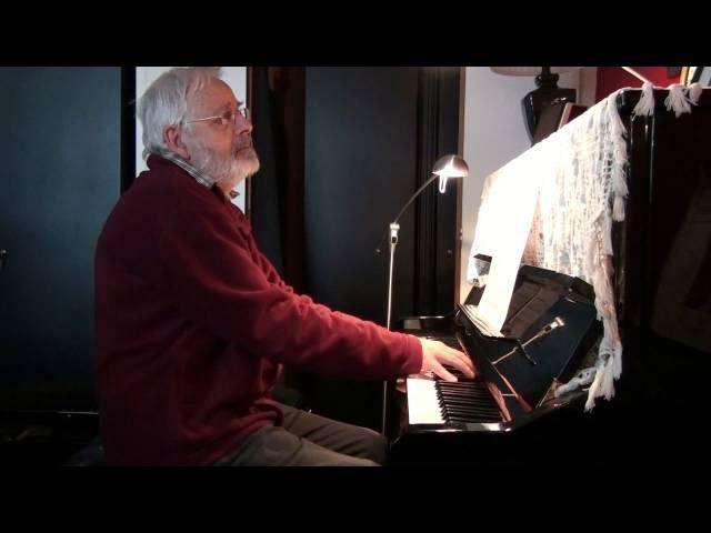 South Africa Hymne - Die Stem van Suid-Afrika - de Villiers - piano Harry Völker