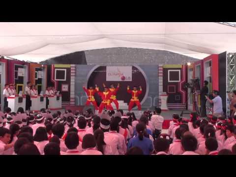 [HD] 7. Olympia - Bình Định - Biểu diễn Võ Thuật - nhạc nền Dòng Máu Lạc Hồng