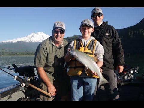 Baker Lake Sockeye Fishing 2014