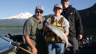 Baker Lake Sockeye Fishing 2014