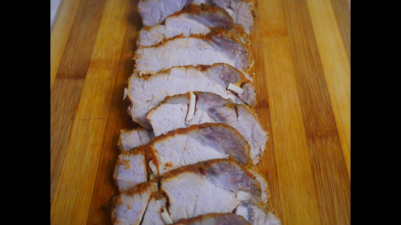 вкусная буженина из свинины в духовке рецепт