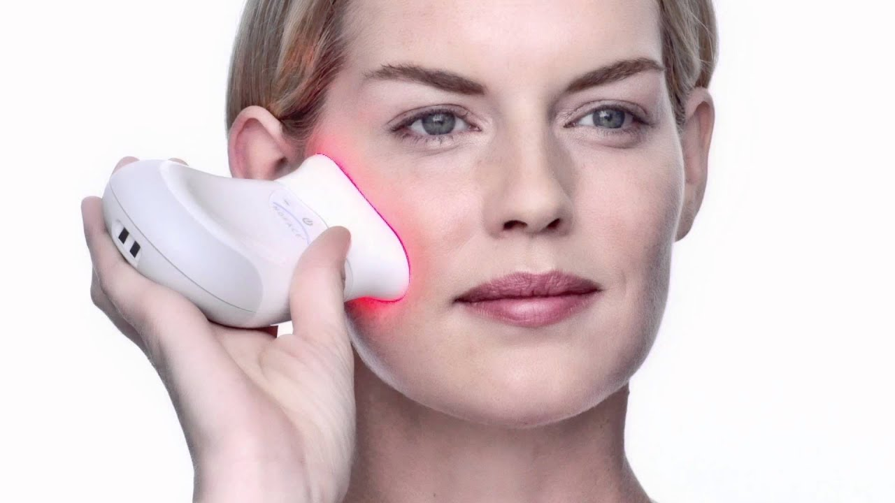Nuface Trinity How To Use The Wrinkle Reducer Attachment