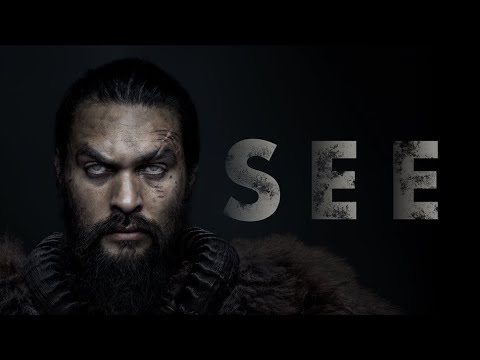 See - OFFICIAL TRAILER. Jason Momoa action film 2019 on Apple TV+