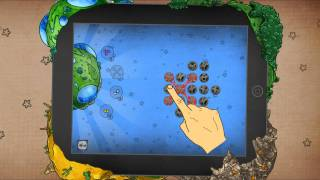 Astroslugs for iPad Release Trailer