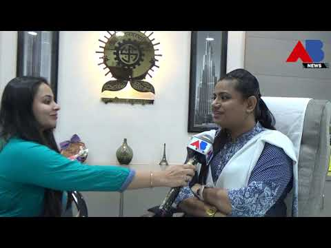 AB NEWS - 'SWATI DESAI'  SECRETARY in SURAT MUNICIPAL CORPORATION.