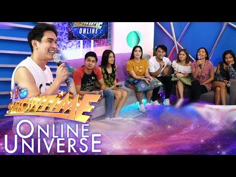 Exciting 'Your Name That Song' Challenge In See You Dare | Showtime Online Universe