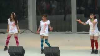 GirlsBeat!!(ガールズビート) 加護亜依、喜多麗美、姫乃稜菜 Photogra...
