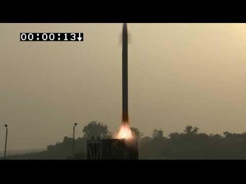 IAI Successfully Testing MRSAM Air & Missile Defense System