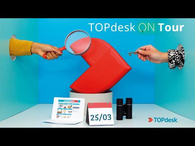 TOPdesk ON Tour | Customer Centric a relevância do atendimento humano na era dos robôs