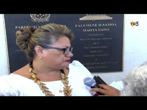 TV3 LIVE COVERAGE OF THE 17th PARLIAMENT OF SAMOA 14th  September 2021