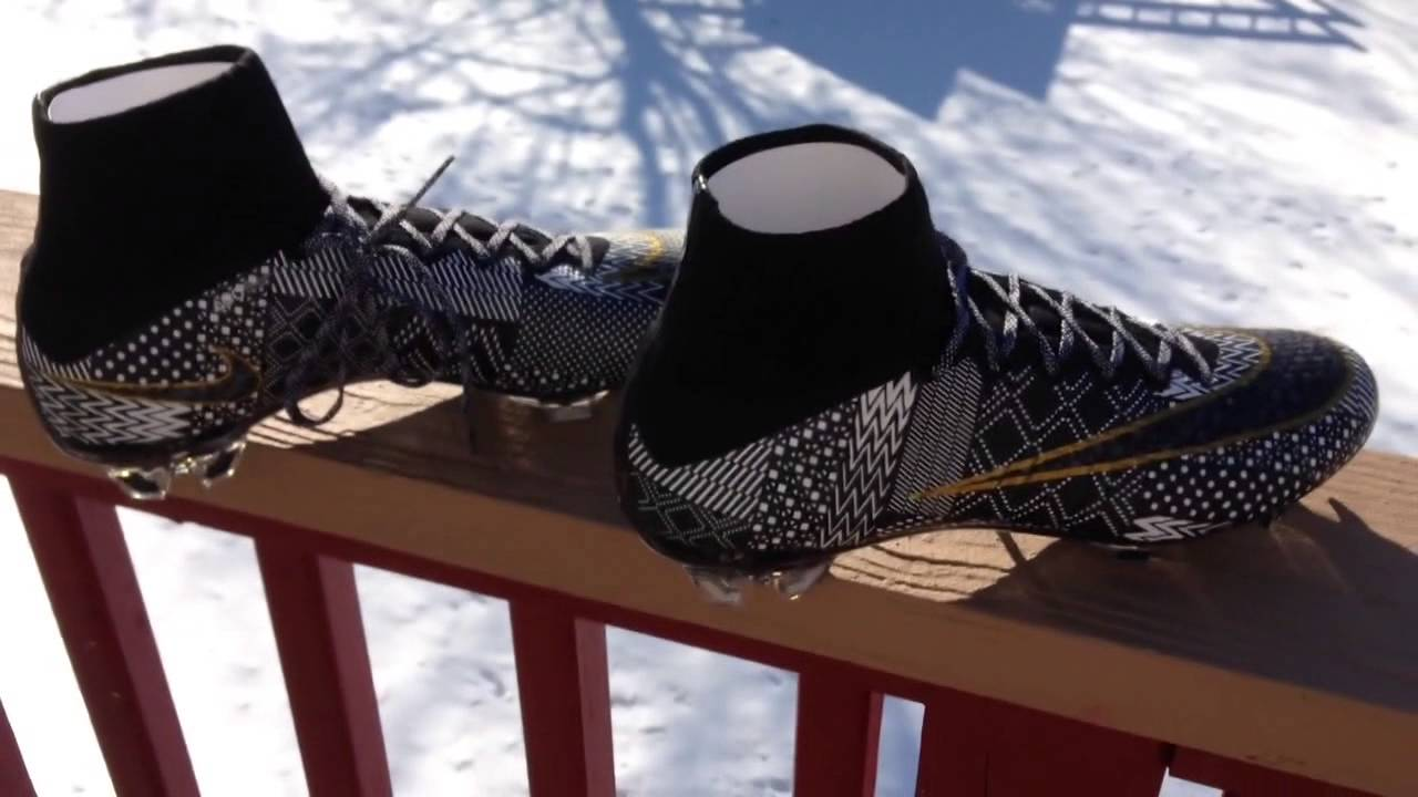 Nike Mercurial Superfly BHM Unboxing and Showcase - YouTube 2bace2768fb8