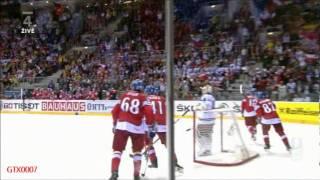 MS v hokeji Česko - Rusko 7:4 boj o bronz 2011
