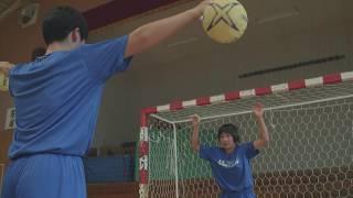 RKK BOYS&GIRLSキャンペーンCM 城北高校女子ハンドボール部 15秒