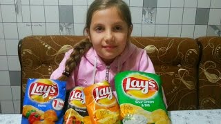Lays Chips Challenge