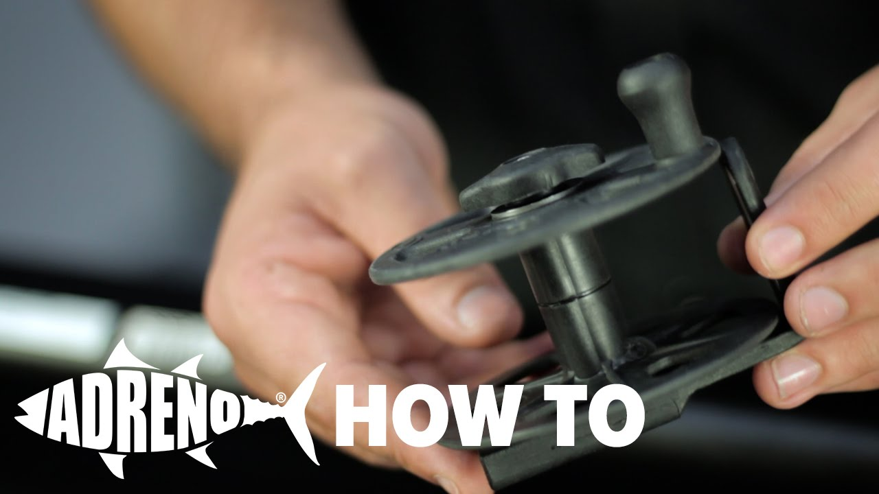 Download How To Set Up a Speargun Reel | ADRENO