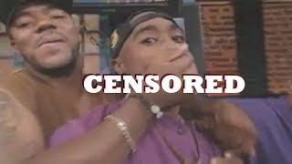 CENSORED Tupac Doc - VIEWS & $ LOST - What Happened to The Movie? (BONUS Tupac remix)