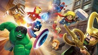 LA MADRE TETERA!! - Lego Marvel Heroes con mi Madre