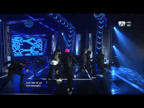 BIGBANG 0324 M COUNTDOWN 'SOMEBODY TO LOVE'