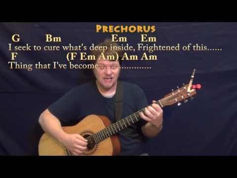 Africa (Toto) Fingerstyle Guitar Cover Lesson in Am with Chords/Lyrics