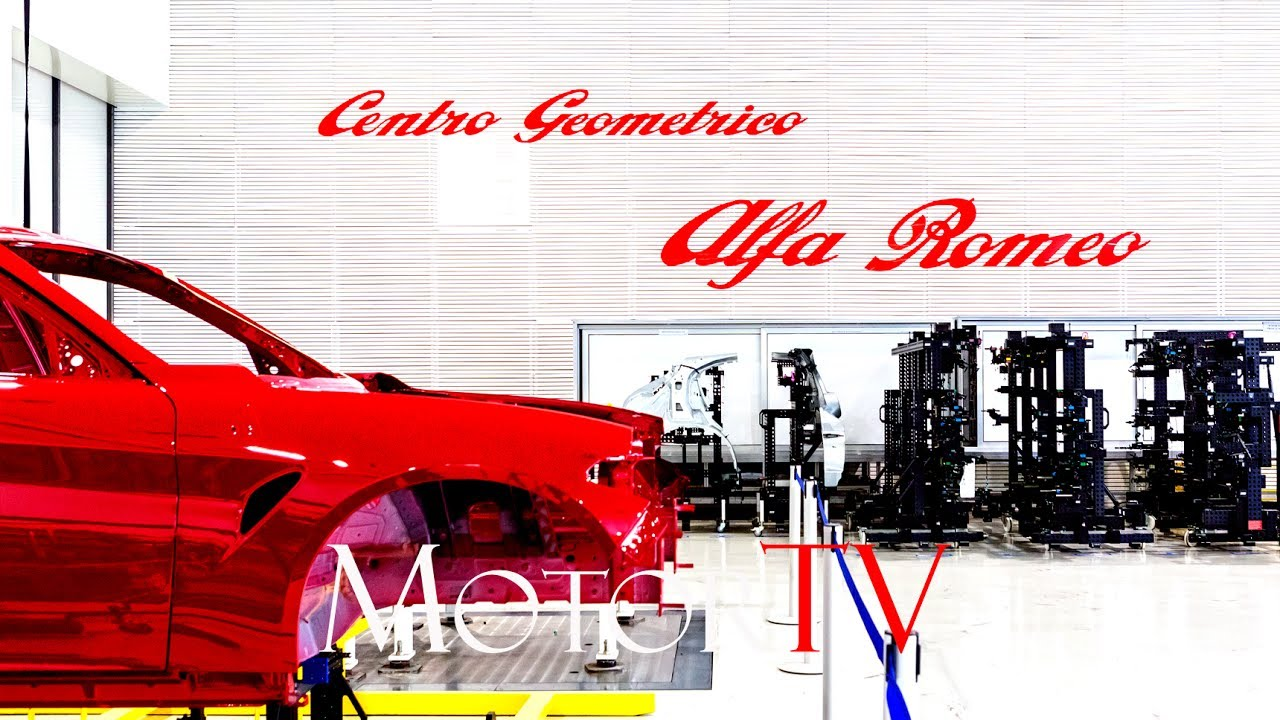 Car Factory 2017 Alfa Romeo Giulia Stelvio Production L Cassino