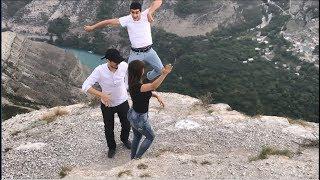 Чеченская Лезгинка С Красавицей Из Дагестана 2019 ALISHKA AZARINA ELVIN (Новый хит)