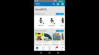 How to create a server on the ROBLOX mobile phone!!!