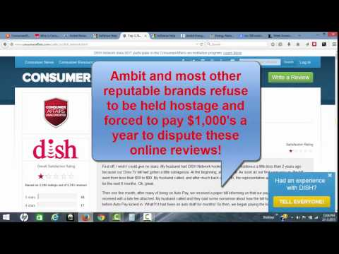 How to respond to online review sites like ConsumerAffairs