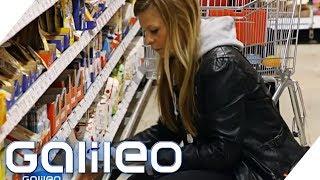 Wann ist beim Einkaufen am Wenigsten los? | Galileo | ProSieben