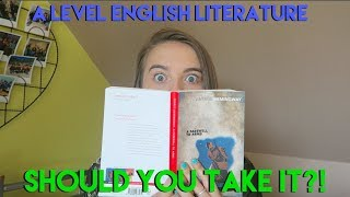 my honest as level experience english literature