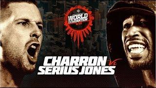 KOTD - Charron vs Serius Jones   #WD7