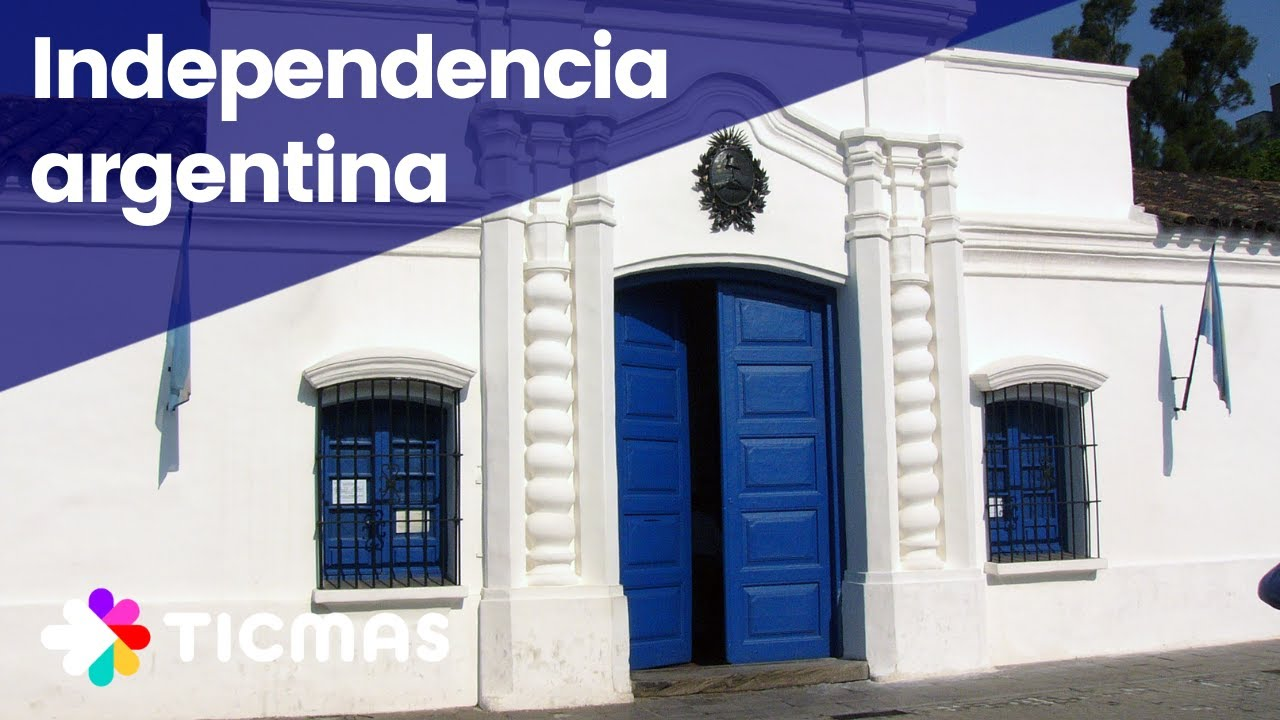 Día de la independencia Argentina en 1 MINUTO