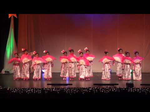 2015 KAGW Rock 'n' Roll - Chinese Tradition - Jasmin Flowers - Part 12