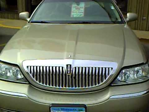 2004 Lincoln Town Car Signature Series Youtube