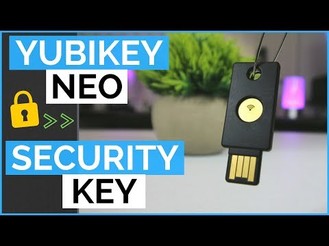 Yubikey NEO Review - 2FA USB + NFC Security Key