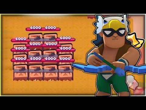 Bo Rushing The Middle Challenge! - Feast Or Famine Brawl Stars Gameplay! - Best Star Power?