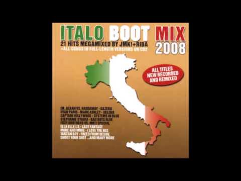 Italo Boot Mix 2008 - Nonstop-Megamix By Riba & JMK!
