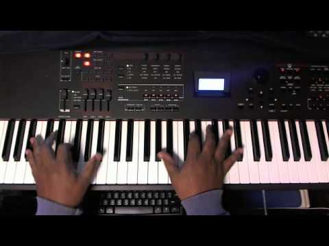 "Sam Gospel Musician Course 2013 ""Love Lifted Me"""