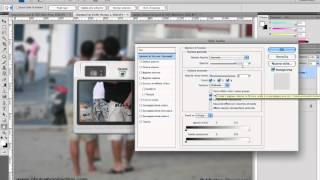 Video Tutorial Photoshop: Effetto speciale su file .psd