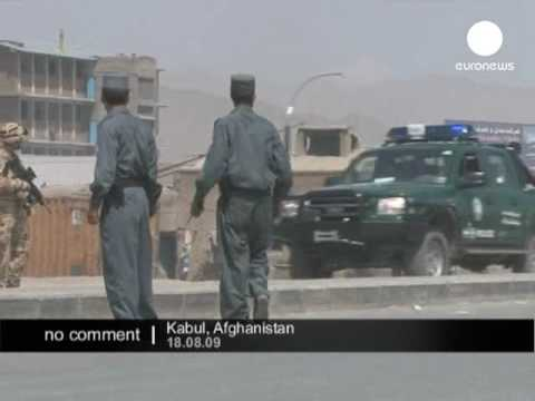 Suicide attack in Afghanistan