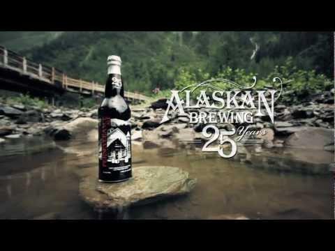 Alaskan Perseverance Ale - Celebrating 25 Years of Brewing Alaskan