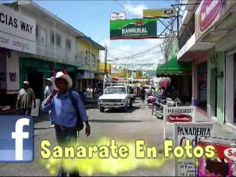Mi pueblo de Sanarate