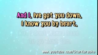 """Taylor Swift - """"Come In With The Rain"""" [Karaoke/Instrumental]"""