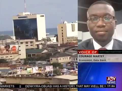 Consumer Price Index - Business Live on JoyNews (14-6-17)