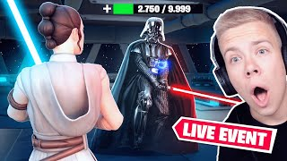 *JETZT LIVE* STAR WARS  EVENT in Fortnite!!