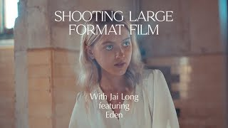 How to Shoot Large Format Film