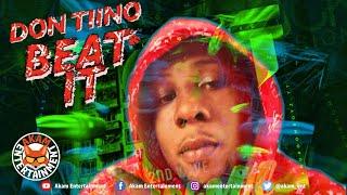Don Tiino - Beat It [Audio Visualizer]