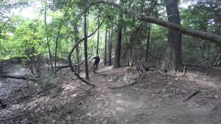 2015 Ant Hills Mountain Bike Trails Houston, TX