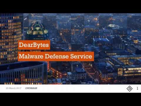 Malware Defense Service (MDS) | Webinar