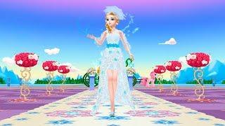 ЛЕДЯНАЯ ПРИНЦЕССА Игры для девочек Видео для детей про принцессу