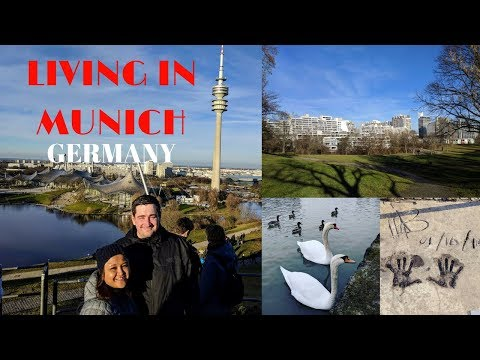 Living in Munich Germany l Our neighborhood Tour